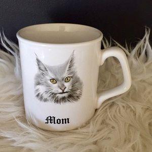 Other - [$5 Add-On] Cat Mom Mug